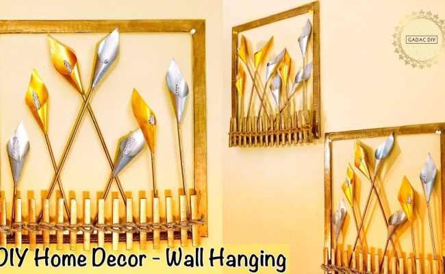 Diy Wall Hanging Crafts Wall Hanging Craft Ideas Unique