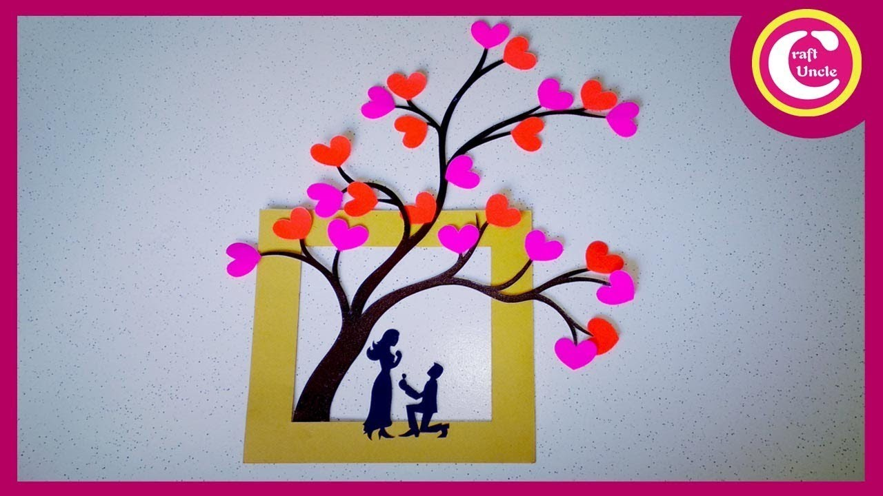 Wall Decor Paper Craft Arte Inspire