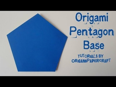 How To Make A Perfect Pentagon