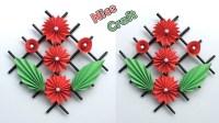 DIY wall decor paper crafts, Best craft idea, DIY arts and ...