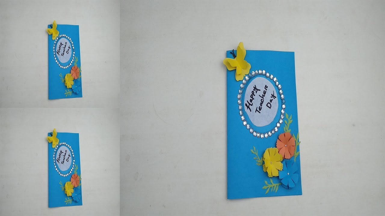 Handmade Cards For Teachers From Students Greeting Cards
