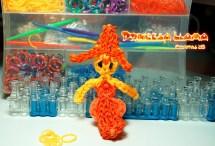 Adventure Time Rainbow Loom