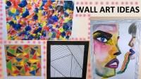 diy wall art creative and simple ideas to use diy creative ...