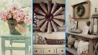 Vintage & Rustic Shabby Chic DIY Room Decor ideas ...