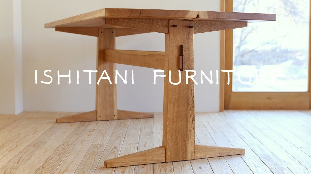 Ishitani  Making A Kigumi Table