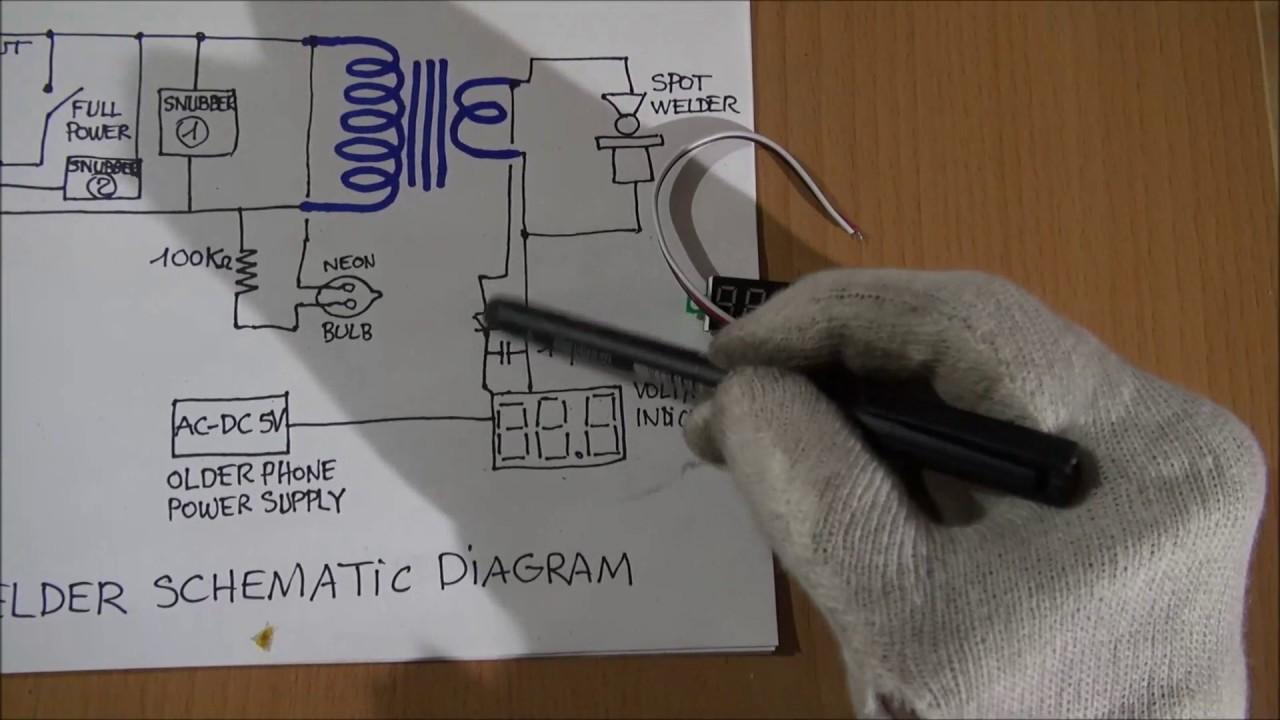 Inverter Welder Schematic Diagram