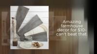 DIY Farmhouse Style Windmill Wall Decor from Ceiling Fan ...