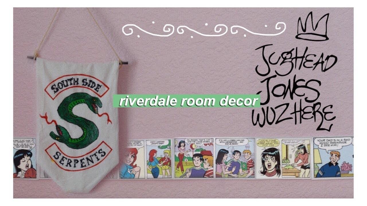 DIY Riverdale Room Decor Easy Amp Inexpensive TV Show
