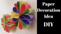 Diwali Decoration Ideas, Diwali Decoration Paper Craft ...