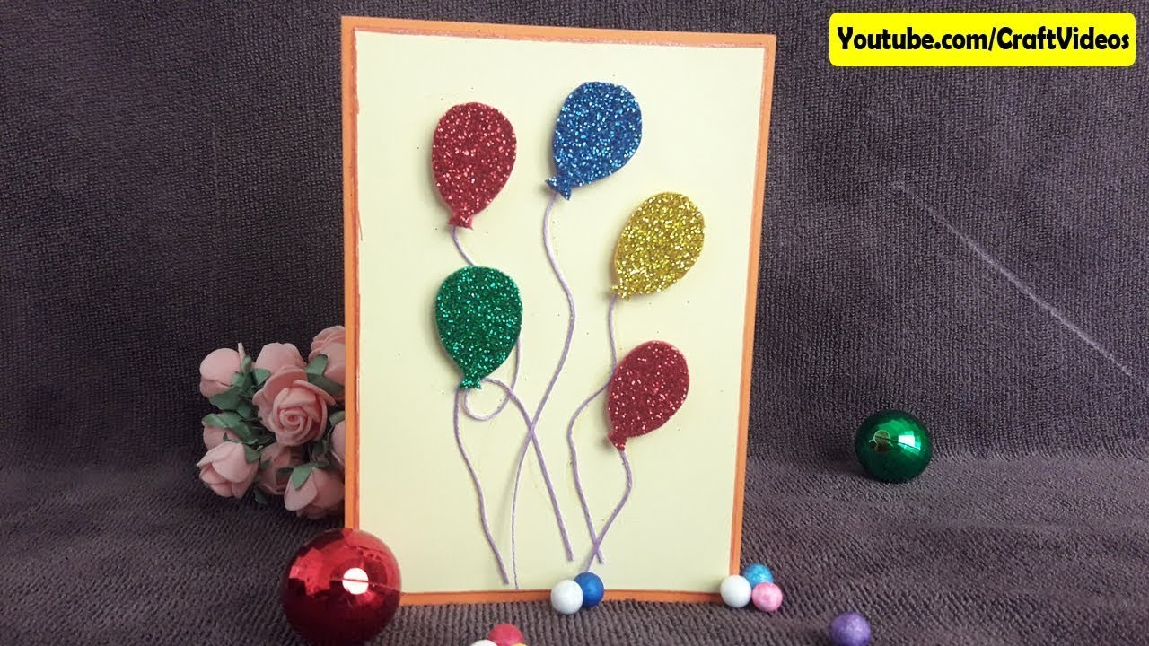 How To Make Handmade Greeting Cards Easy Ideas Simple