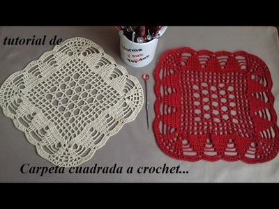 Crochet Cuello tejido a crotchet punto enrollados simples