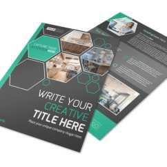 Kitchen Design Template Cedar Cabinets Consultants Flyer Mycreativeshop