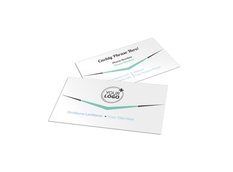 Top Commercial Real Estate Business Card Template