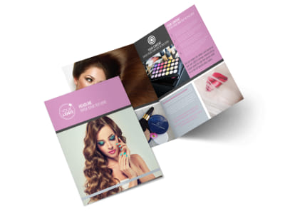 makeup artist brochure anexa market