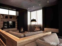 Stylish Aupiais House by Site Interior Design