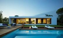 Modern Villa House Plans