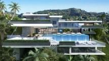 Modern Mansion Sunset Drive