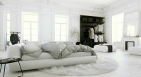 All-White Bedroom Design Ideas 3