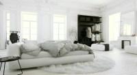 All-White Bedroom Design Ideas