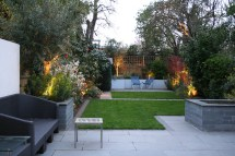 Garden Terrace House Design Ideas