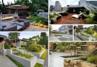 Modern Garden Design Ideas 9