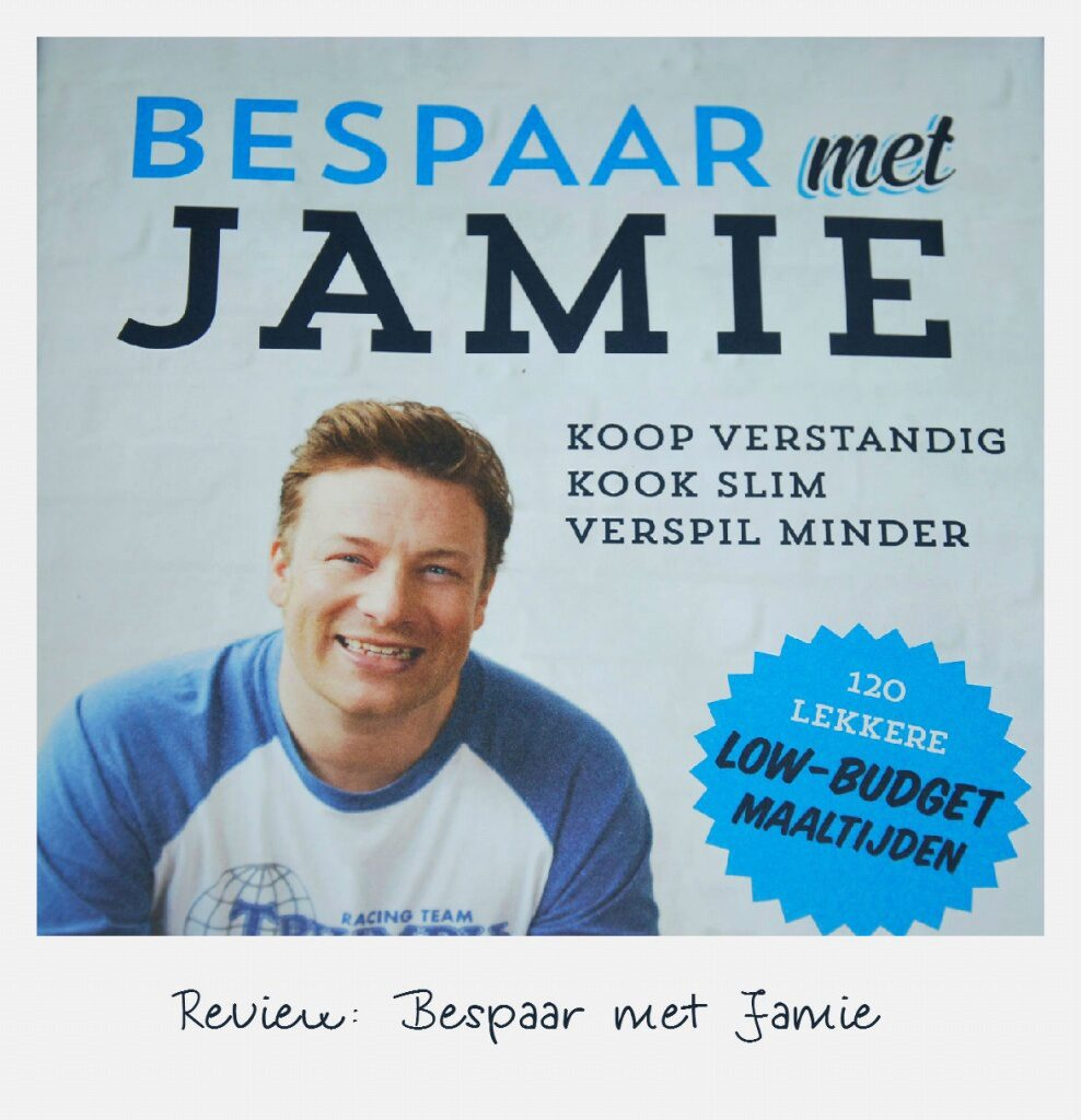 Jamie Oliver's 'Bespaar met Jamie' + recept 'snake in the hole'