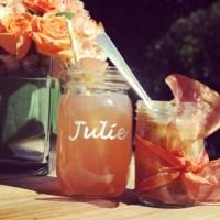 DIY Mason Jar Crafts & A Bridal Shower Table - My Hotel ...
