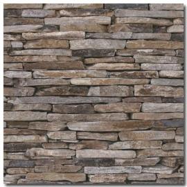 AS Creation Wood n Stone 914217 Lei baksteen behang