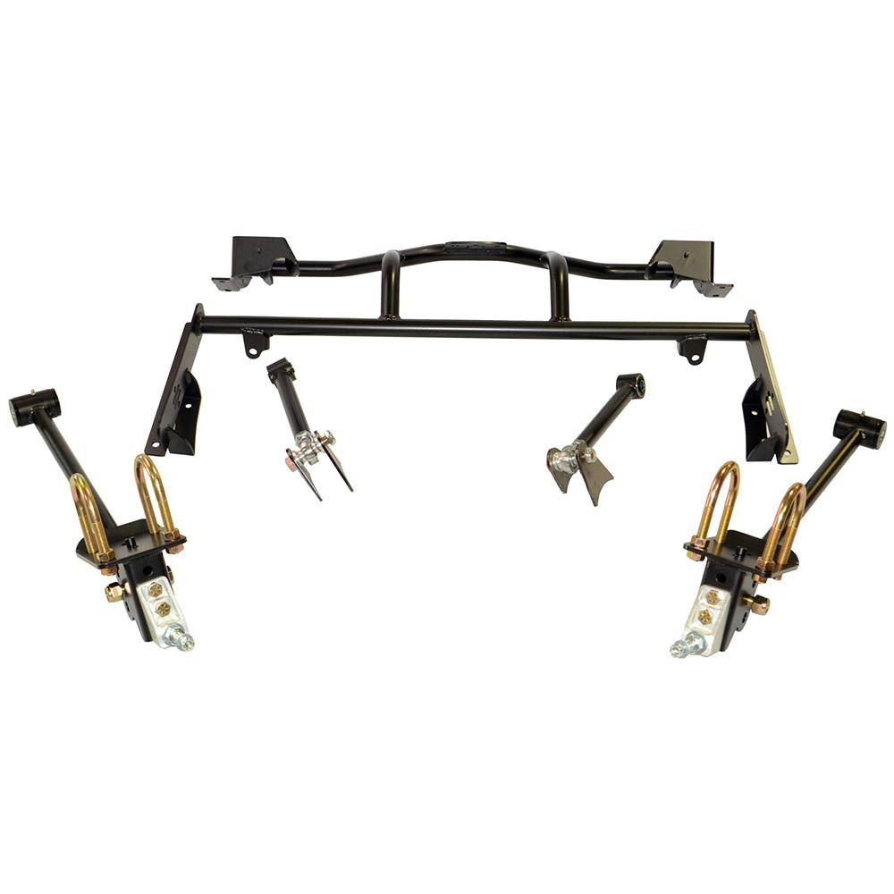 1967-70 Mustang Front/Rear Air Suspension Kit w/HQ