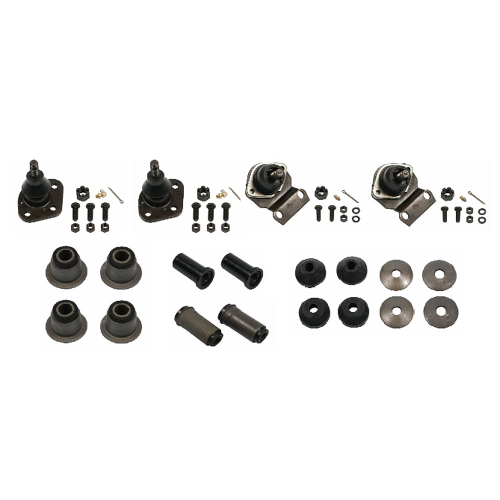 Mustang II Complete Ball Joint and Bushing Kit MP-049