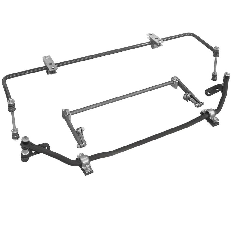 1970-81 Camaro Front Stabilizer Bar Kit with 1-1/8
