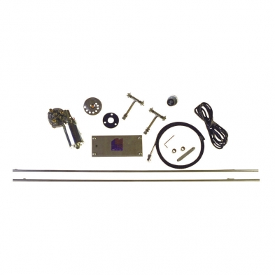 Universal Wiper Motor Kit with 2 Speed Rotary Switch