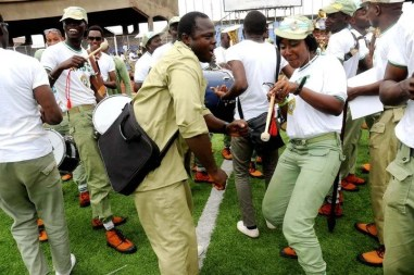 """NYSC 2016 Batch """"B"""" winding-up/passing out"""