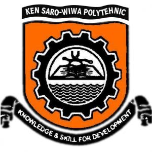 Kenule Beeson Saro Wiwa Polytechnic 300x300 - KENPOLY HND Admission Form 2020/2021