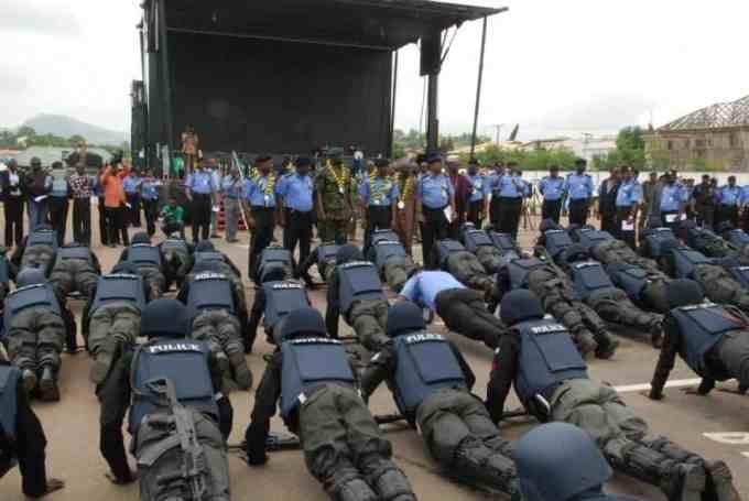Nigeria Police Recruitment Exam date and centre