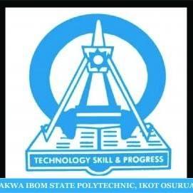 AKWA IBOM STATE POLYTECHNIC HND Form