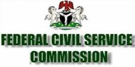 Federal Civil Service Commission Nationwide Massive Recruitment