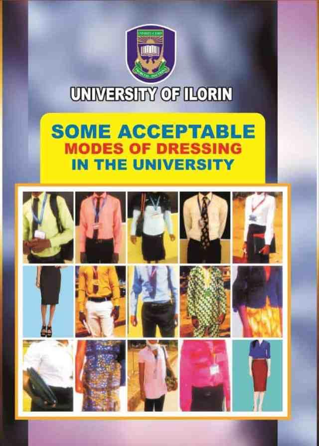 Campus Conflict - UNILORIN dress code