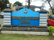 UNICAL Notice To Admission Seekers