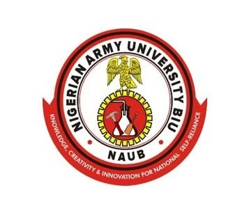 Nigerian Army University Admission List