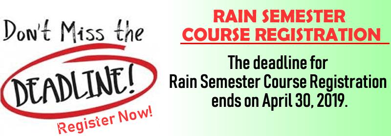 Image result for Al-Hikmah University course registration deadline