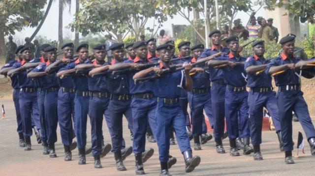 Civil Defence Recruitment