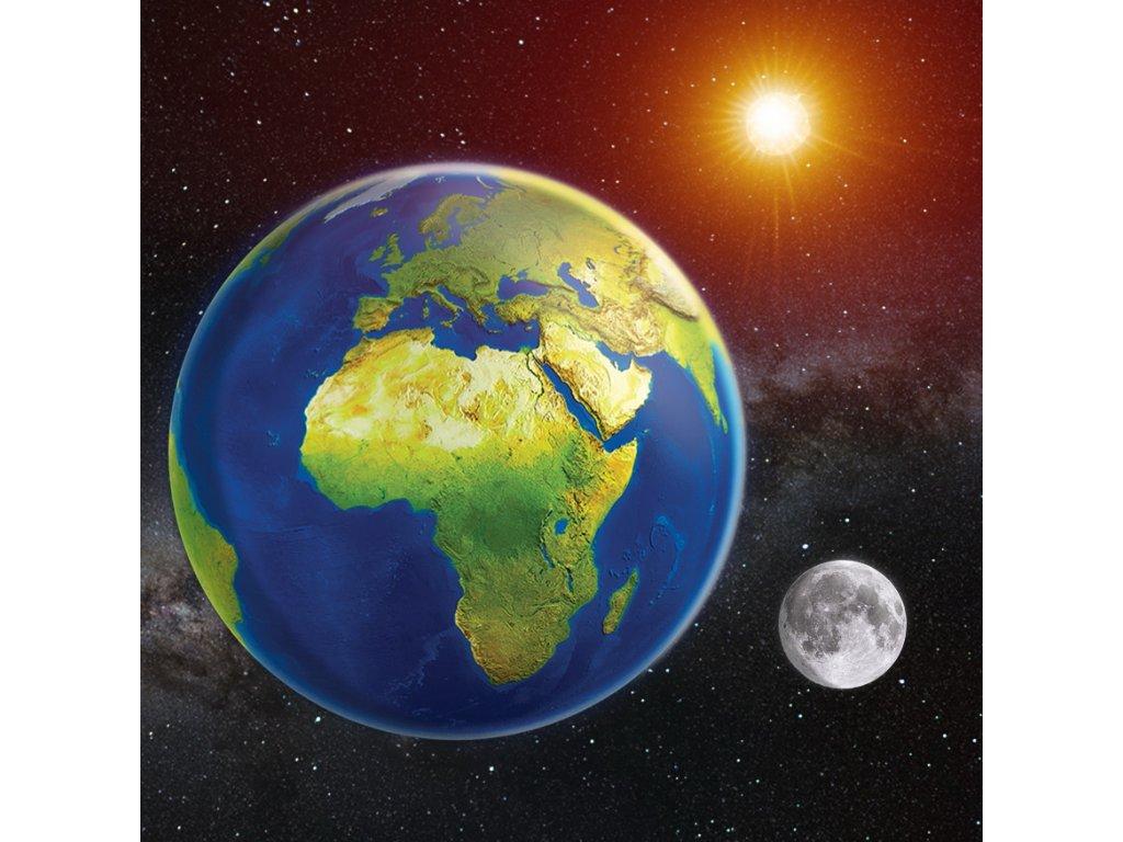 magnetic earth sun moon