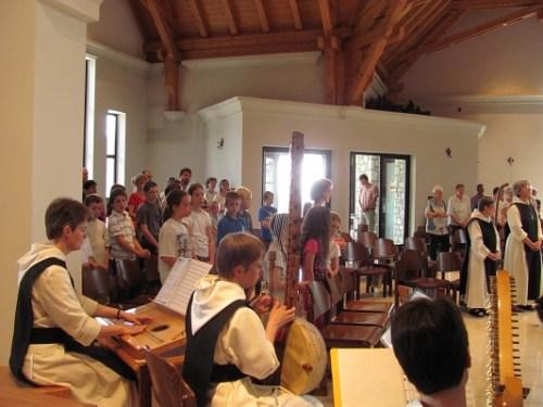 kaple liturgie hodin