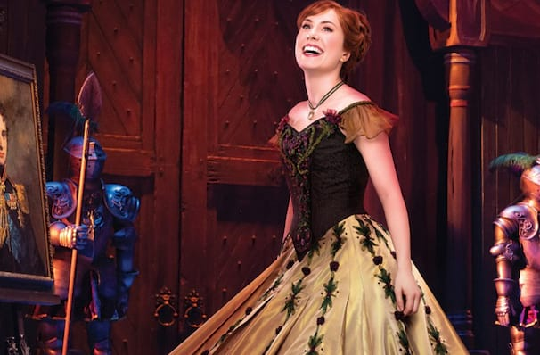 Disneys Frozen The Broadway Musical  St James Theater