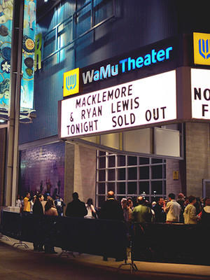 WaMu Theater Seattle WA  Dropkick Murphys and Flogging Molly Rise Against Miguel  Tickets