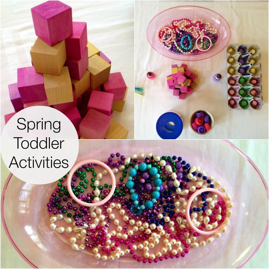 Perfect Diy Spring Toddler Activities