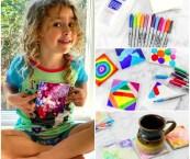 ceramic crafts for kids