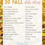 Fun Date Night Ideas For Fall Natural Beach Living