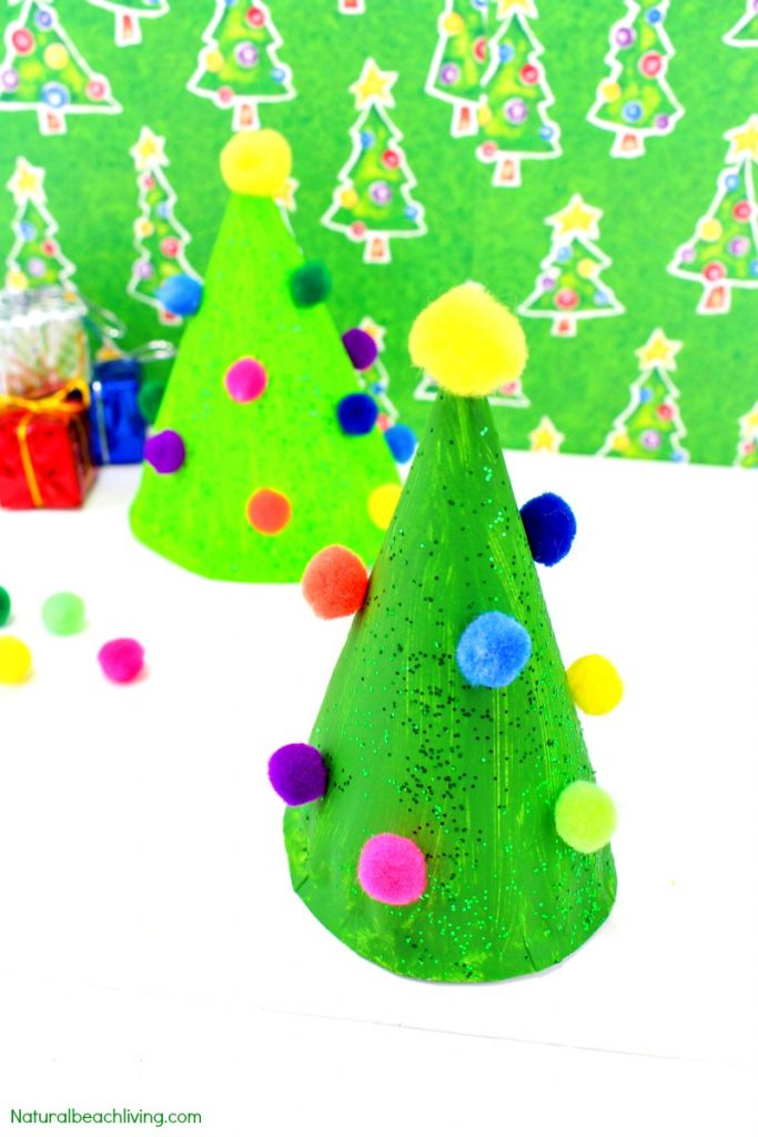 Easy Christmas Craft For Preschoolers